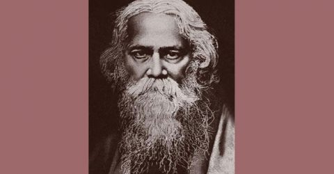 আজ বিশ্বকবি রবীন্দ্রনাথ ঠাকুরের ১৬০তম জন্মবার্ষিকী