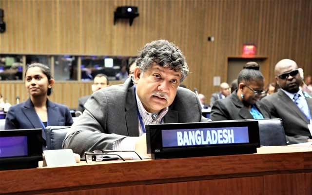 প্রতিবন্ধীদের অধিকার নিশ্চিত করেছে বাংলাদেশ: জাতিসংঘে রাষ্ট্রদূত