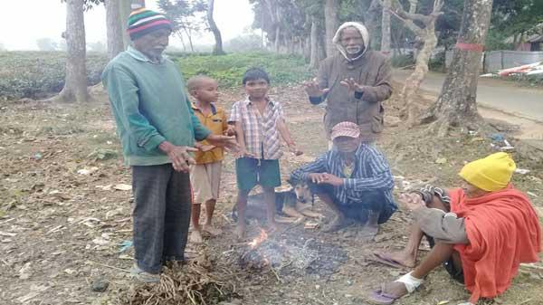 শীতে কমলগঞ্জে ৫ জনের মৃত্যু, বাড়ছে ঠান্ডাজনিত রোগের প্রাদুর্ভাব