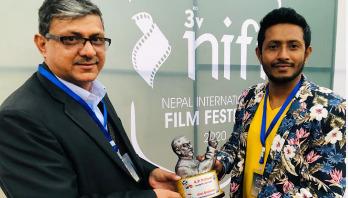নেপাল চলচ্চিত্র উৎসবে অতিথি জীবন শাহাদাৎ