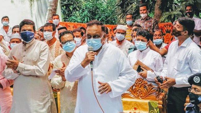 """""""৪০০ ল্যাবে করোনার নমুনা পরীক্ষা হচ্ছে"""": স্বাস্থ্যমন্ত্রী"""