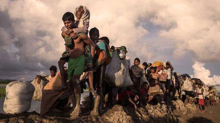 রোহিঙ্গাদের নাগরিকত্ব দেবে মিয়ানমার ঐক্য সরকার
